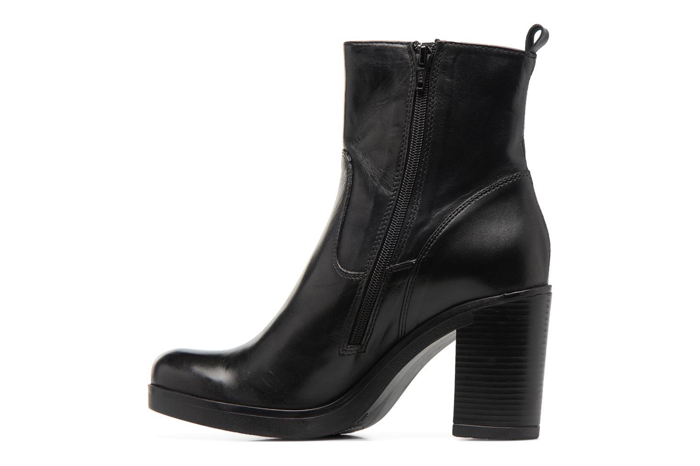Bottines et boots Elizabeth Stuart JETA 329 Noir vue face