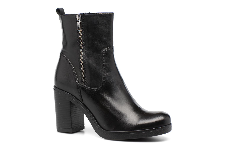Bottines et boots Elizabeth Stuart JETA 329 Noir vue détail/paire