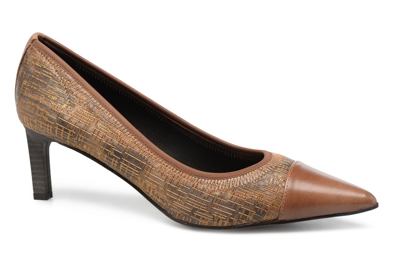 Últimos recortes de precios Elizabeth Stuart RHOYAN 733 (Marrón) - Zapatos de tacón chez Sarenza