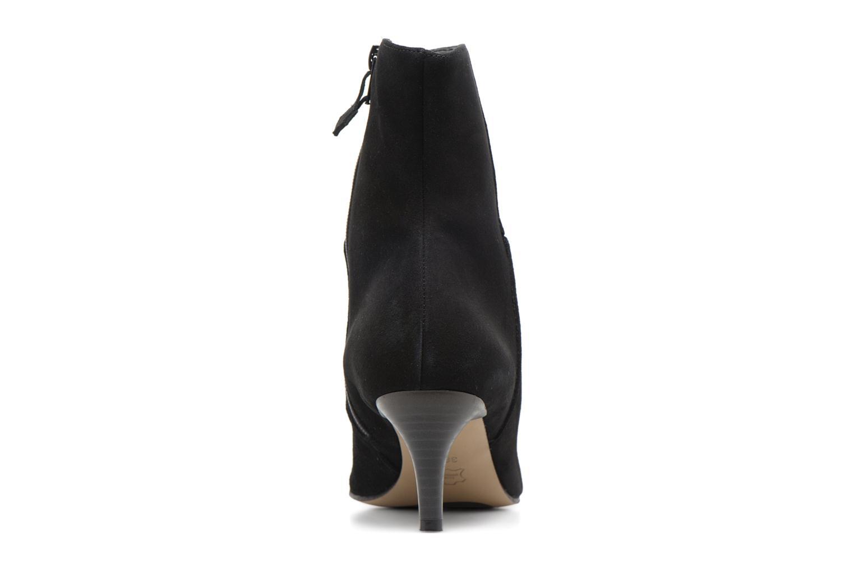 Bottines et boots Elizabeth Stuart RIMINI 300 Noir vue droite