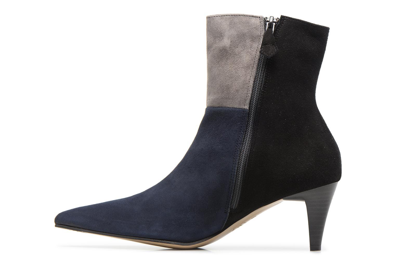 Bottines et boots Elizabeth Stuart RIMINI 300/3 Bleu vue face