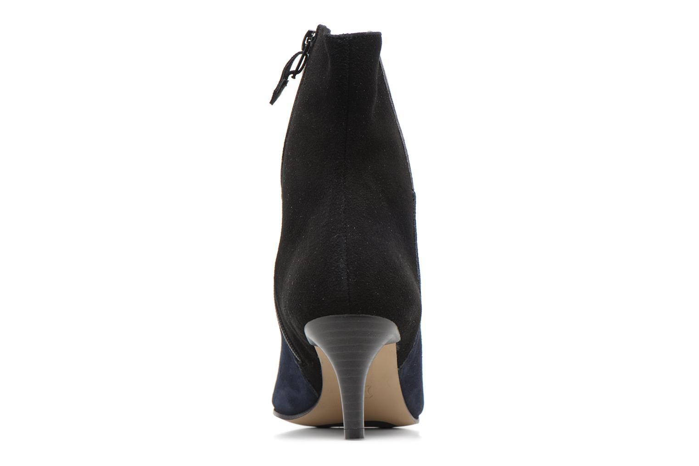 Bottines et boots Elizabeth Stuart RIMINI 300/3 Bleu vue droite
