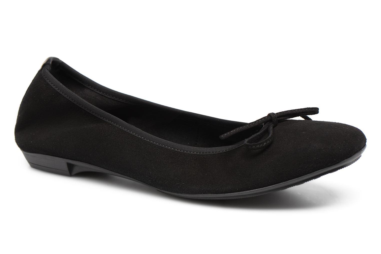 Zapatos casuales salvajes Elizabeth Stuart YONIS 300 (Negro) - Bailarinas en Más cómodo