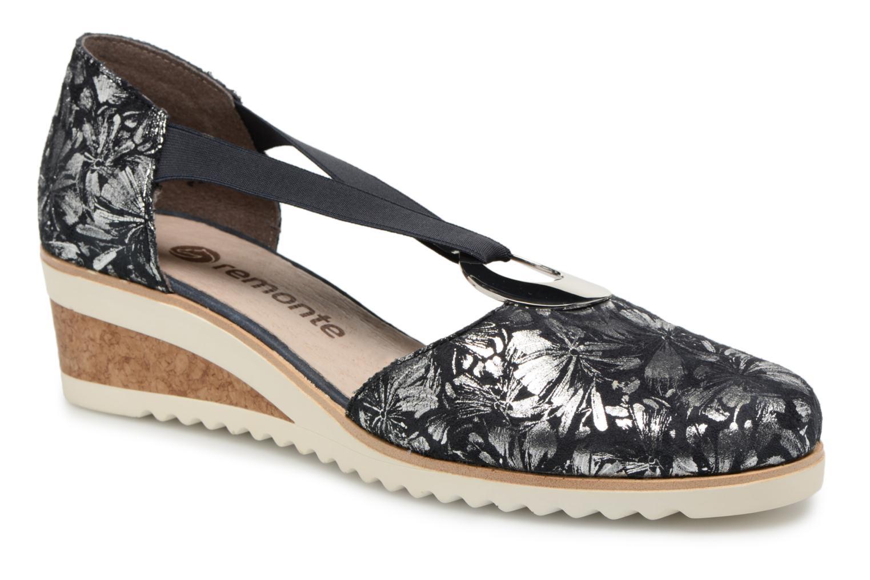 Grandes descuentos últimos zapatos Remonte Ebba D5502 (Azul) - Sandalias Descuento