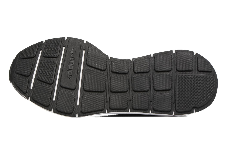 Sneaker Adidas Originals Swift Run grau ansicht von oben