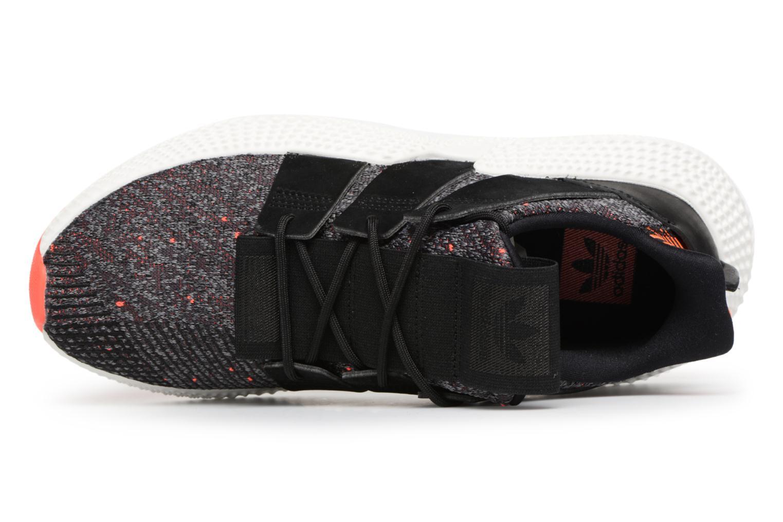 Baskets Adidas Originals Prophere Noir vue gauche