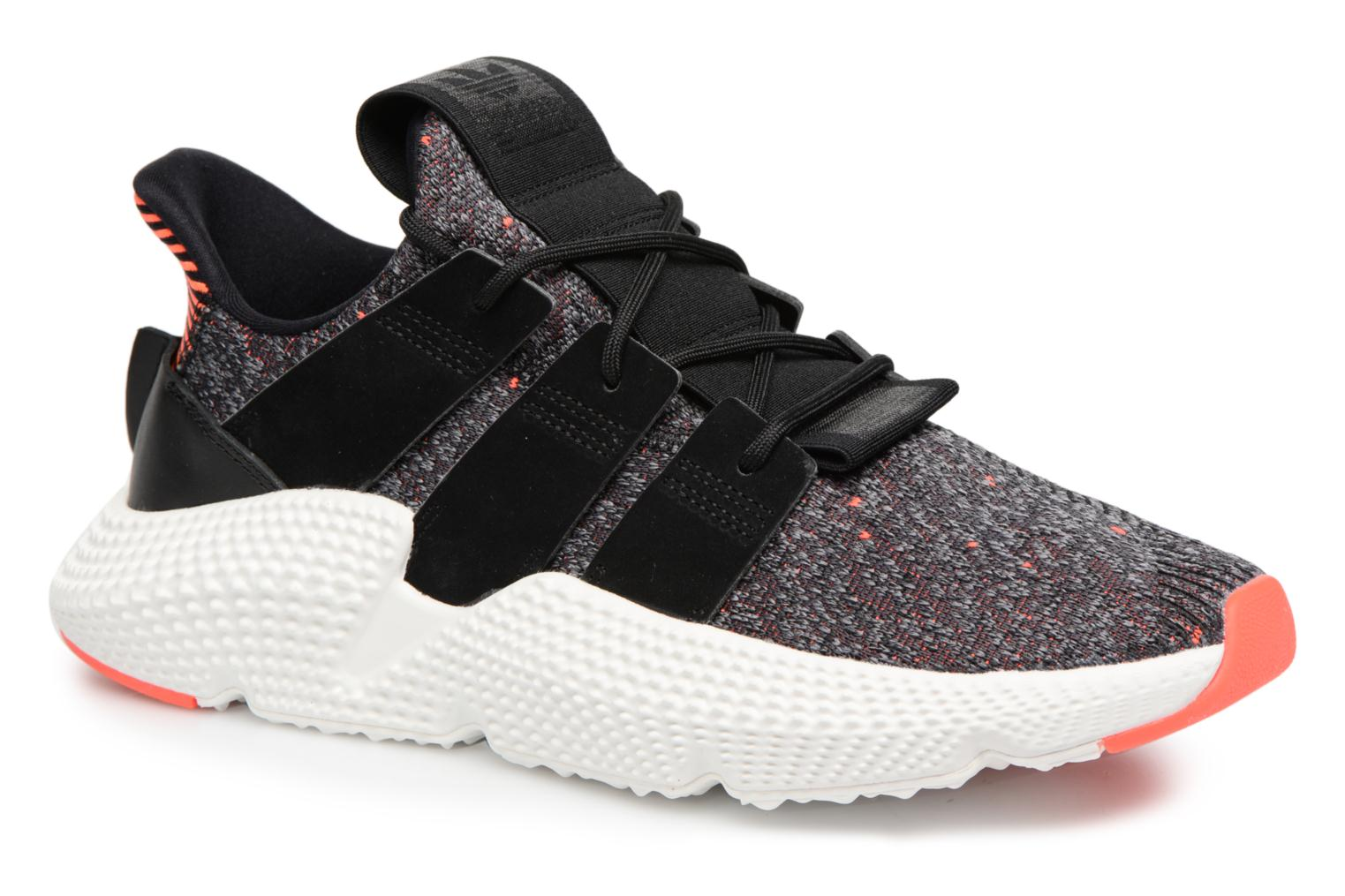 Trainers Adidas Originals Prophere Black detailed view/ Pair view