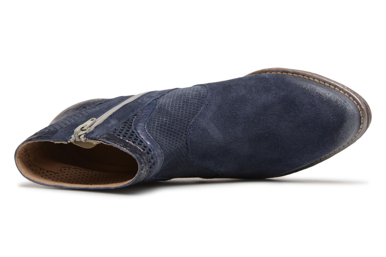 Zapatos promocionales Khrio Sinuko saio prussia (Azul) - Botines    Casual salvaje