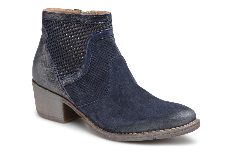 Grandes descuentos últimos zapatos Khrio Sinuko saio prussia Descuento (Azul) - Botines  Descuento prussia 93a7c8
