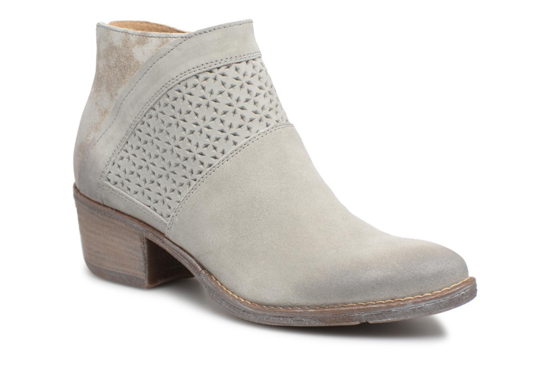 Grandes descuentos últimos zapatos Khrio Taloha / saio perla (Gris) - Botines  Descuento