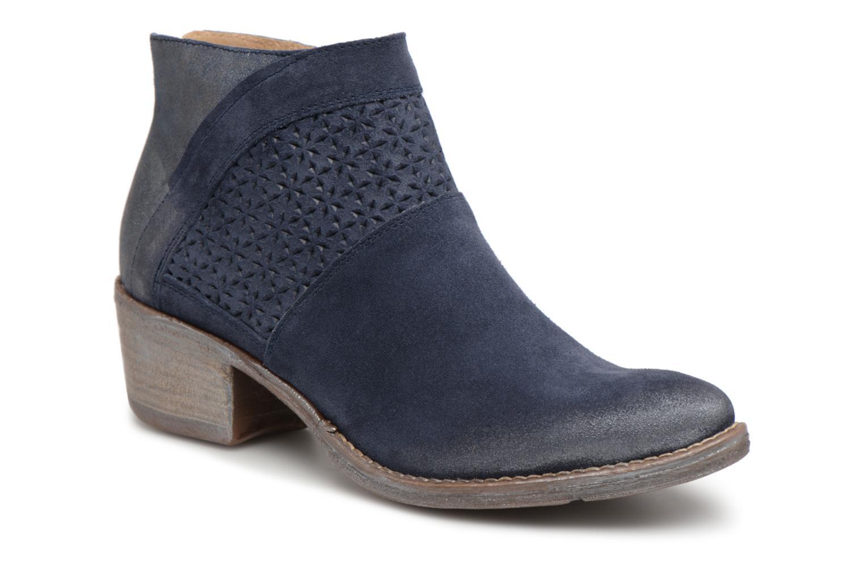 Grandes descuentos últimos zapatos Khrio Taloha saio prussia (Azul) - Botines  Descuento