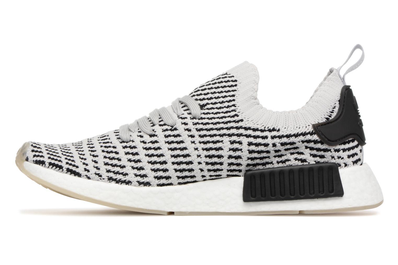 Sneaker Adidas Originals Nmd_R1 Stlt Pk beige ansicht von vorne