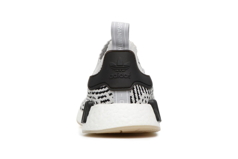 Sneaker Adidas Originals Nmd_R1 Stlt Pk beige ansicht von rechts