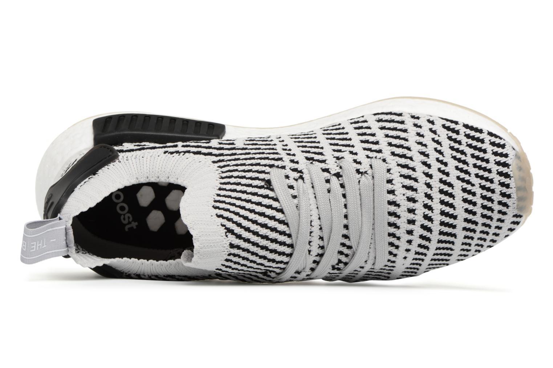 Sneaker Adidas Originals Nmd_R1 Stlt Pk beige ansicht von links