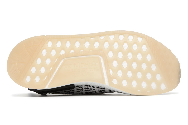 Sneaker Adidas Originals Nmd_R1 Stlt Pk beige ansicht von oben
