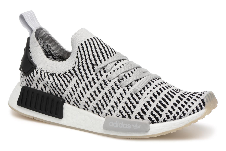 Marques Chaussure homme Adidas Originals homme Nmd_R1 Stlt Pk Ftwbla/Grisun/Rossol