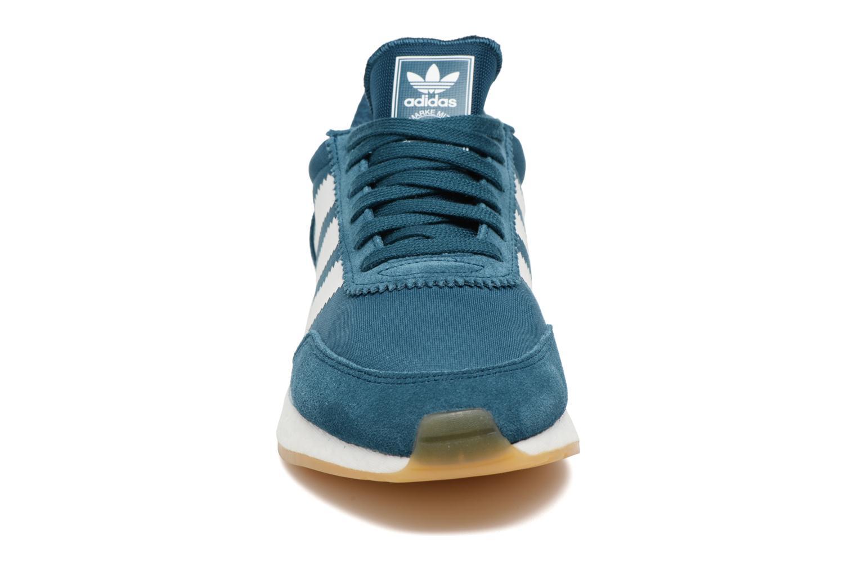 Baskets Adidas Originals I-5923 W Bleu vue portées chaussures