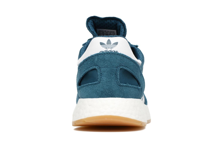 Baskets Adidas Originals I-5923 W Bleu vue droite