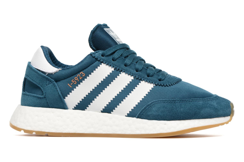 Baskets Adidas Originals I-5923 W Bleu vue derrière