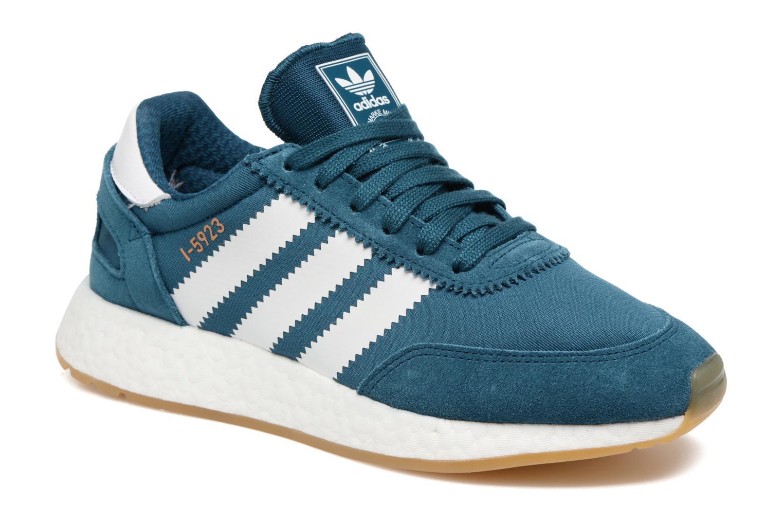 Baskets Adidas Originals I-5923 W Bleu vue détail/paire