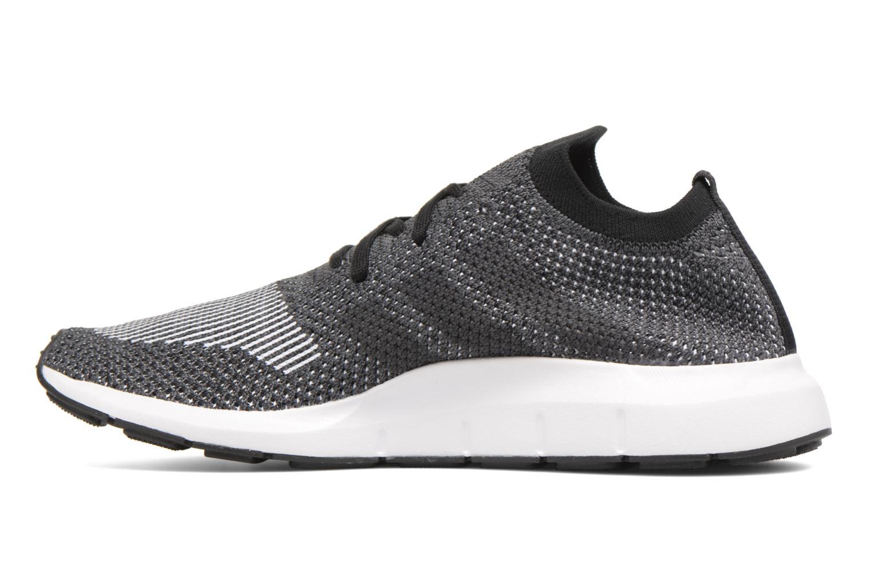 Sneakers Adidas Originals Swift Run Pk Zwart voorkant