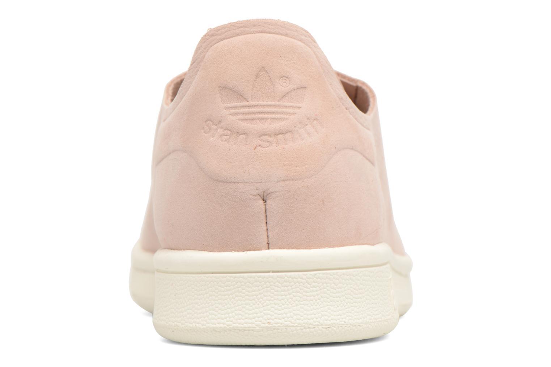 Baskets Adidas Originals Stan Smith Nuud W Rose vue droite
