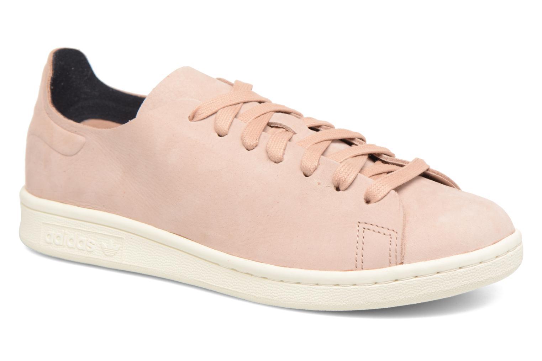 Baskets Adidas Originals Stan Smith Nuud W Rose vue détail/paire