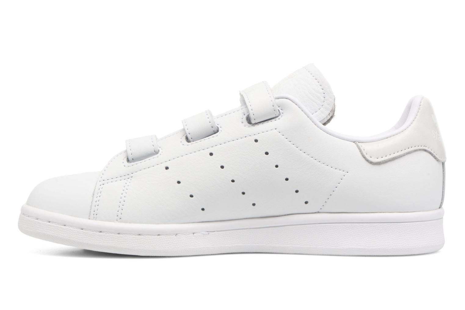 Baskets Adidas Originals Stan Smith Cf Blanc vue face