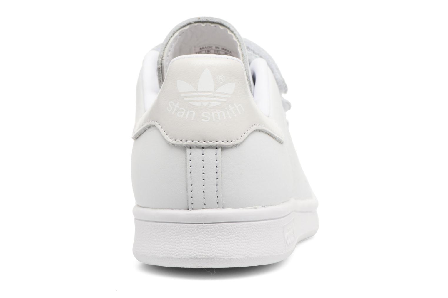 Baskets Adidas Originals Stan Smith Cf Blanc vue droite