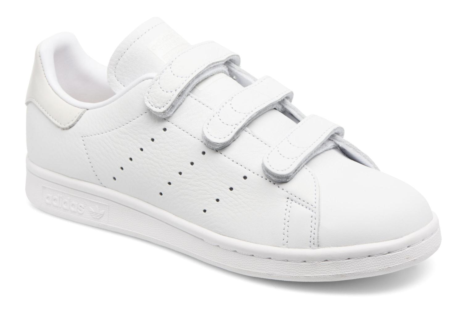 Baskets Adidas Originals Stan Smith Cf Blanc vue détail/paire