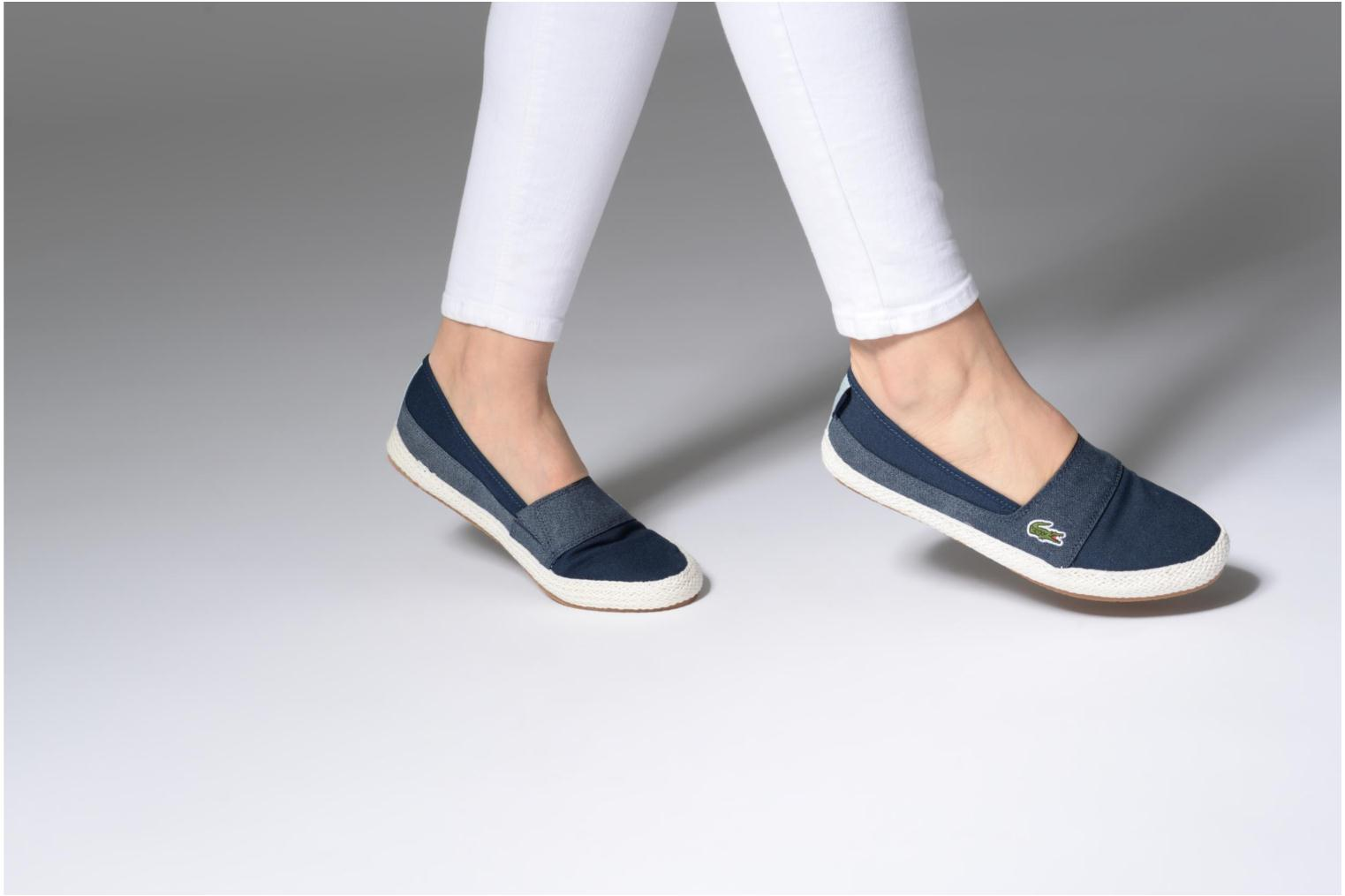 Lacoste NVY LT 218 MARICE BLU 1 T4wrTY