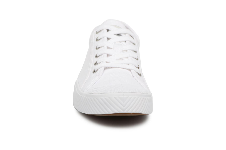 Baskets Palladium Pallaphoenix O C U Blanc vue portées chaussures