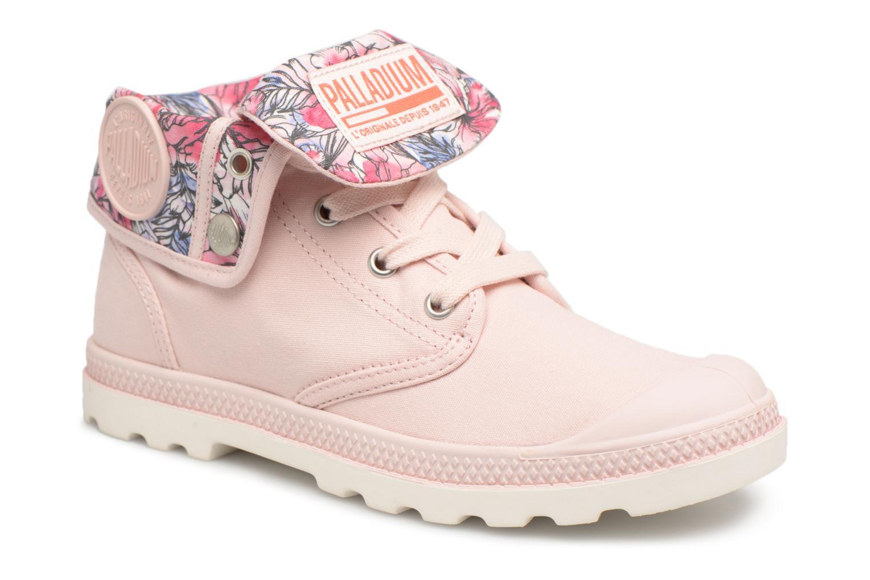 Grandes descuentos últimos zapatos Palladium Baggy Low L P F (Rosa) - Deportivas Descuento