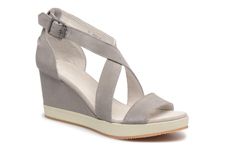 Grandes descuentos últimos zapatos P-L-D-M By Palladium Wellton mix (Gris) - Sandalias Descuento
