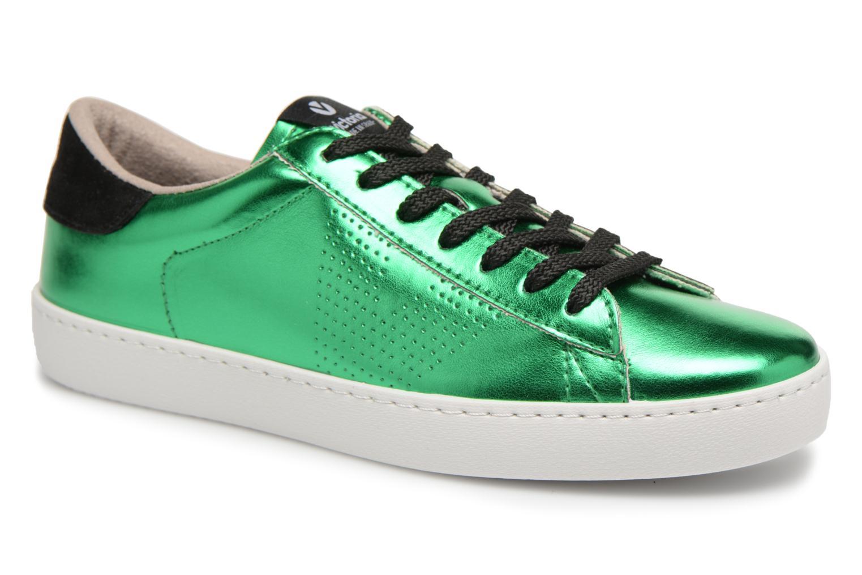 Zapatos promocionales Victoria Deportivo Metalizado (Verde) - Deportivas   Cómodo y bien parecido