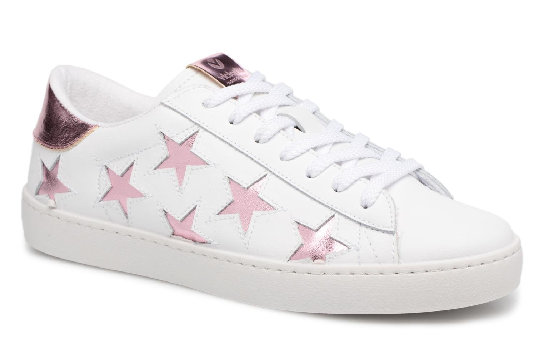 Grandes descuentos últimos zapatos (Rosa) Victoria Deportivo Laser Estrellas (Rosa) zapatos - Deportivas Descuento f0e232