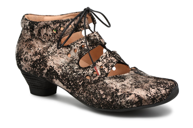 Marques Chaussure femme Think! femme Aida 82255 SCHWARZ/KOMBI