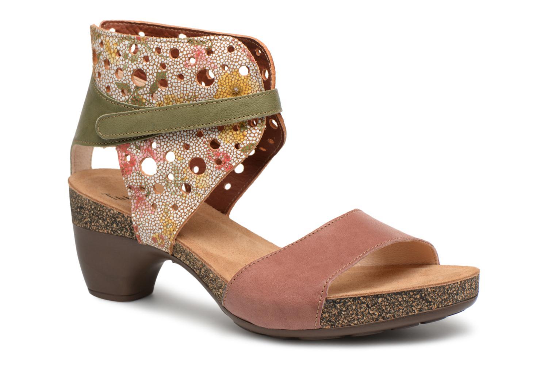 Zapatos casuales salvajes Think! Traudi 82579 (Multicolor) - Sandalias en Más cómodo