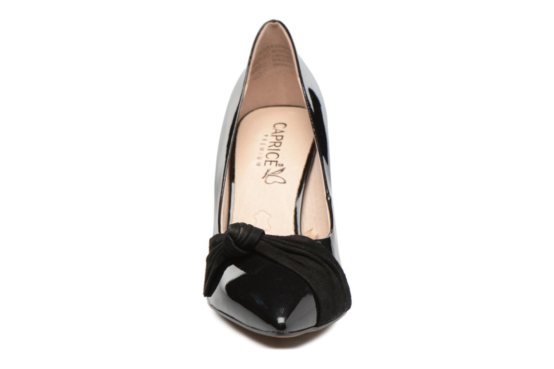 Escarpins Caprice Camila Noir vue portées chaussures