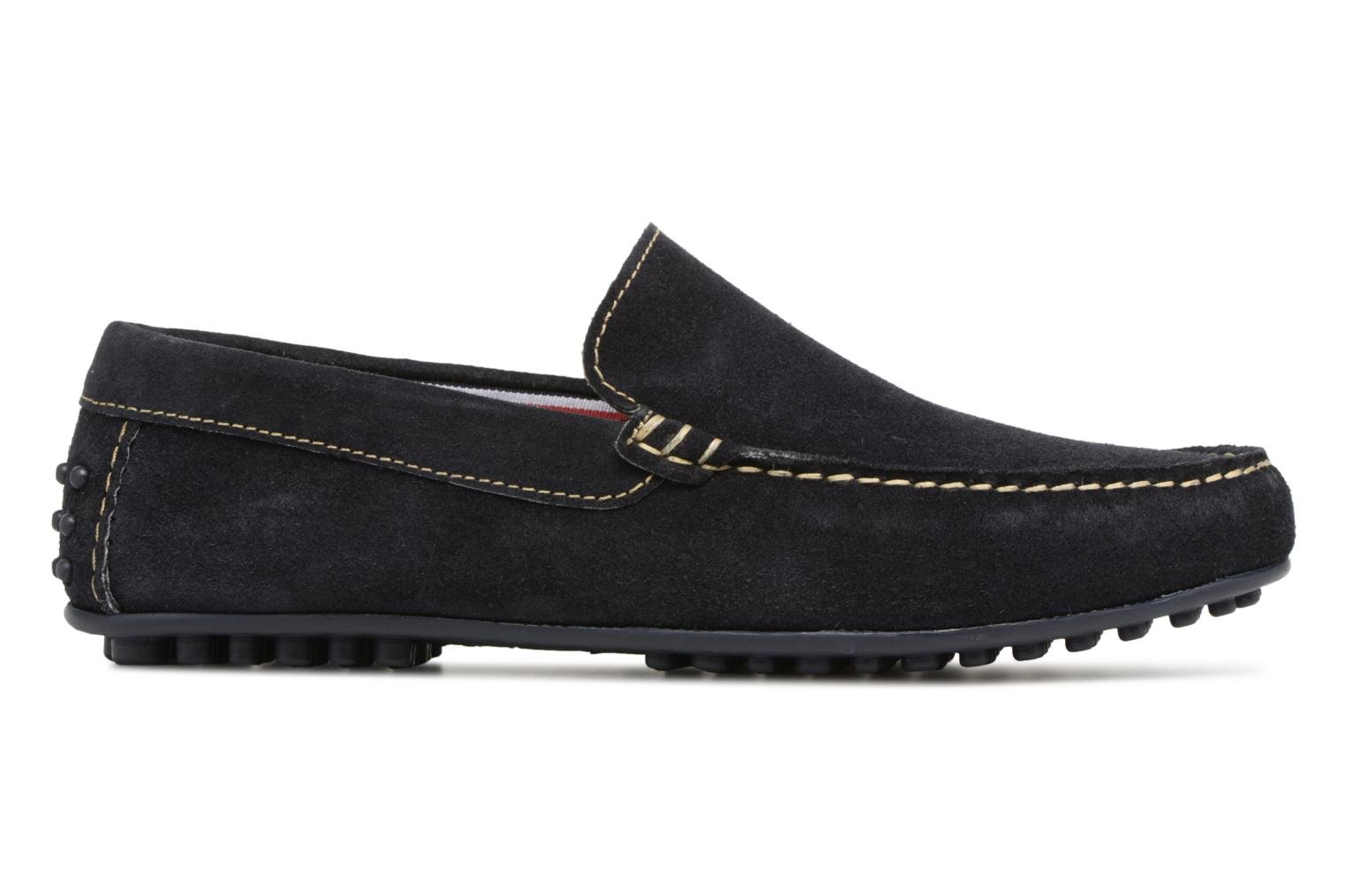 Loafers Marvin&co Suttino Blue back view
