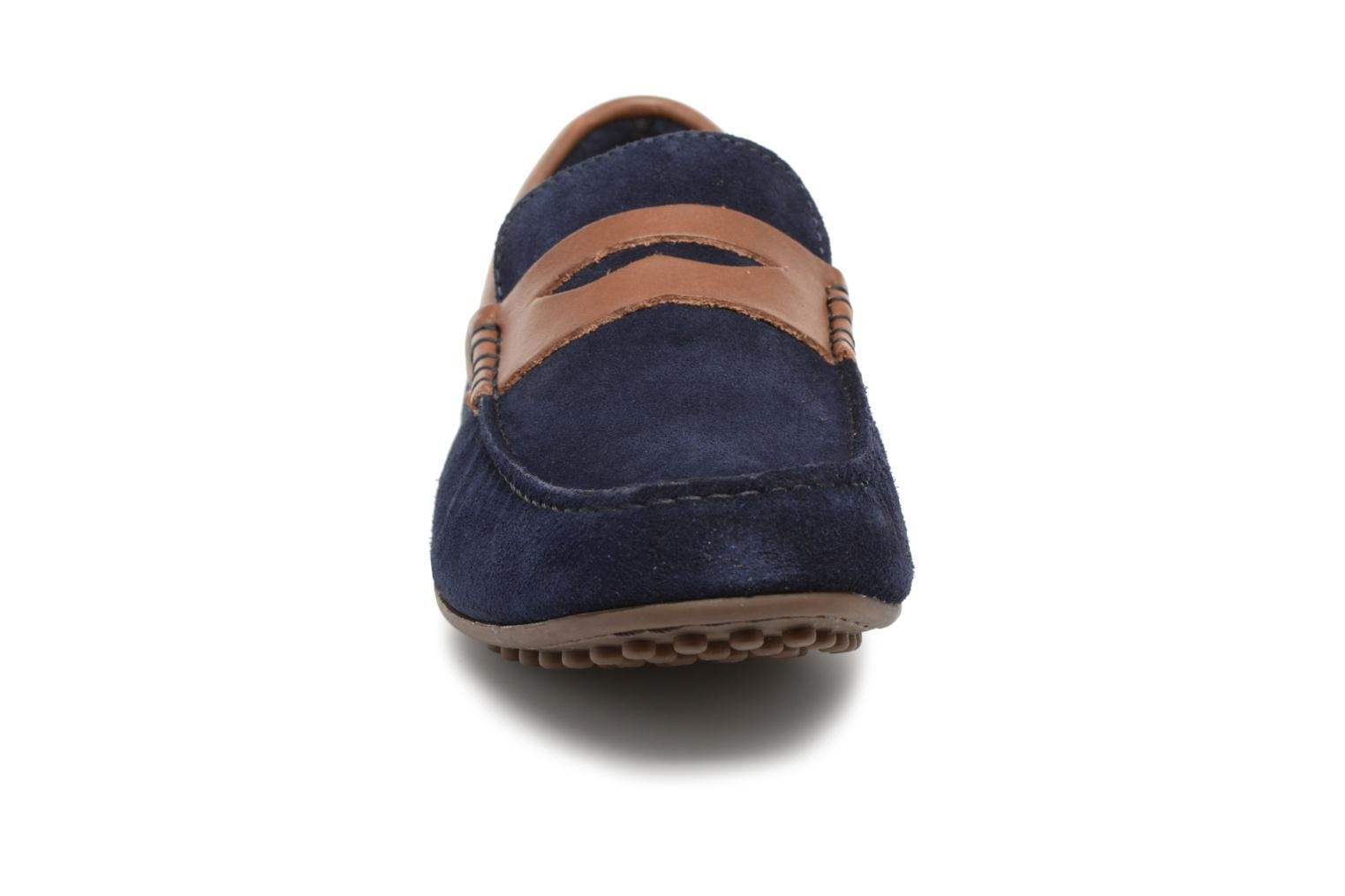 Loafers Marvin&co Scotland Blue model view