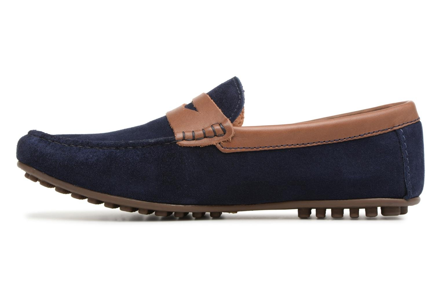 Loafers Marvin&co Scotland Blue front view
