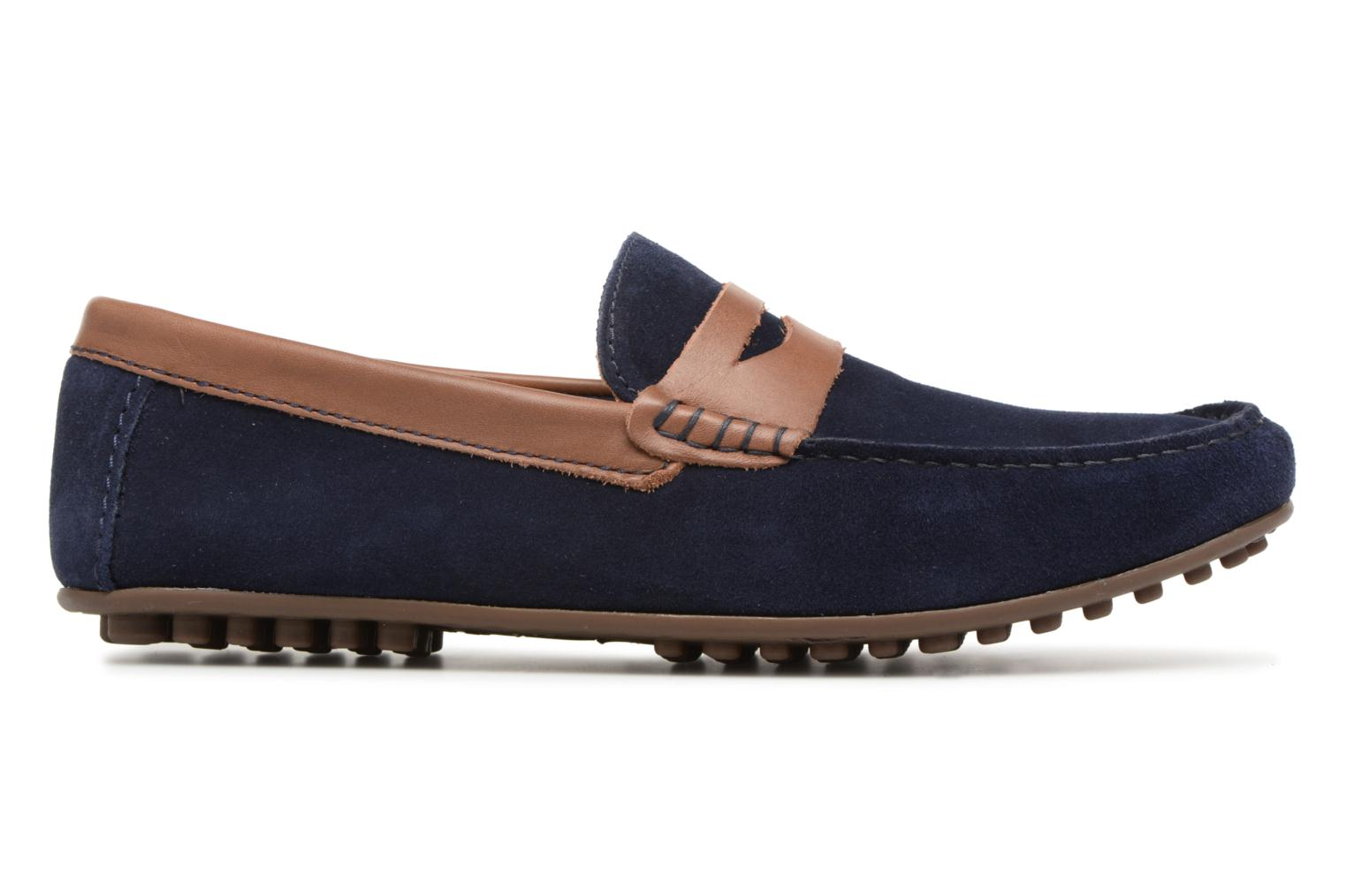 Loafers Marvin&co Scotland Blue back view