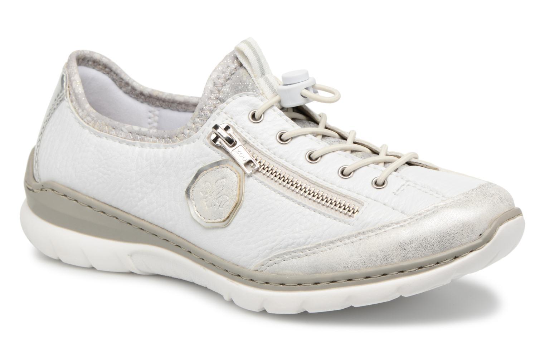 Zapatos promocionales Rieker Chaya L3263 (Blanco) - Deportivas   Zapatos casuales salvajes