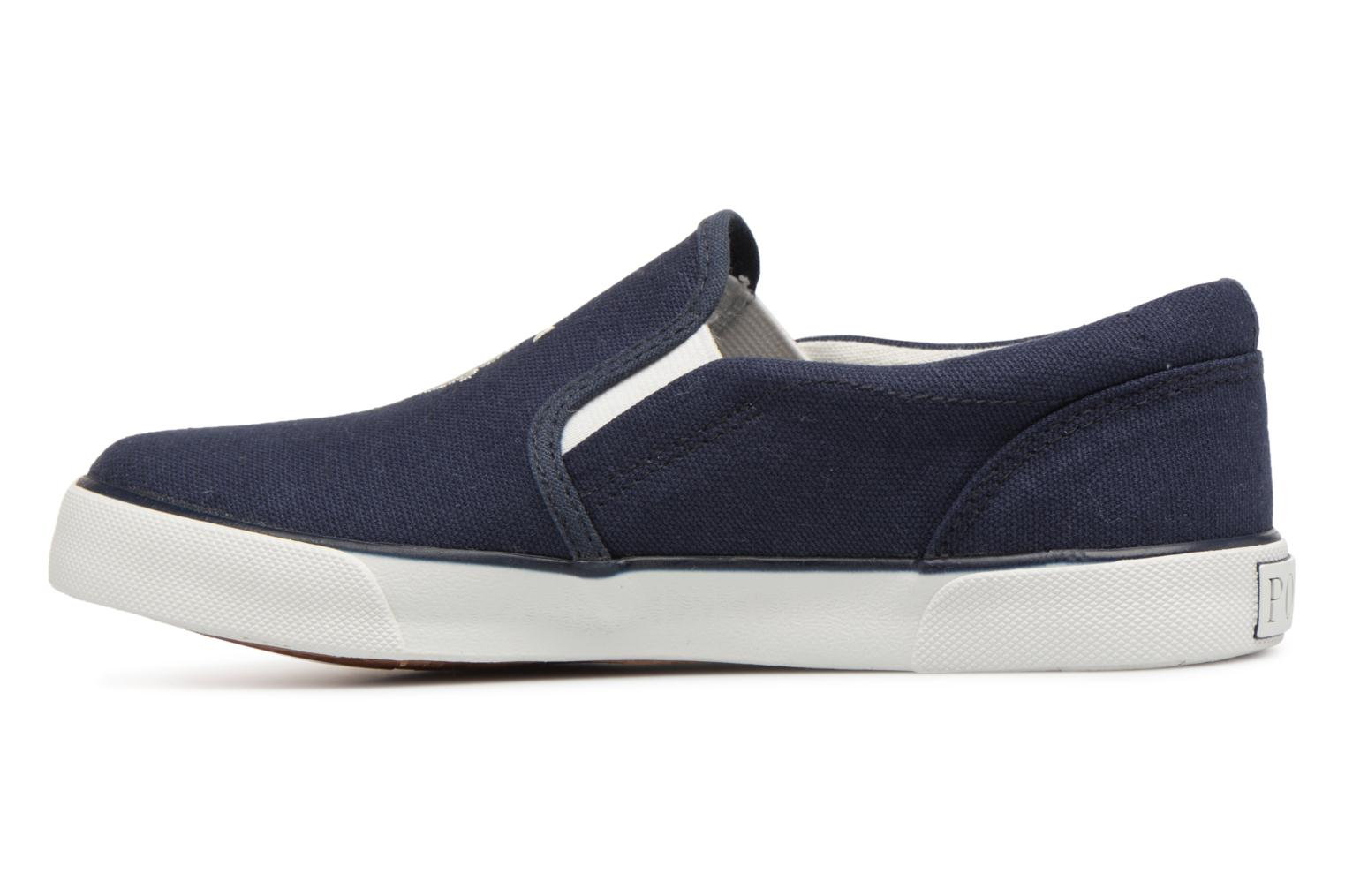 Trainers Polo Ralph Lauren Bal Harbour II Blue front view