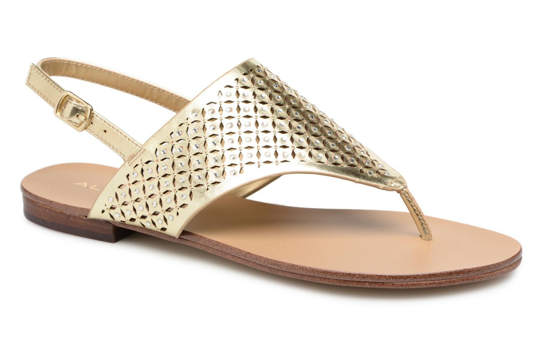 Zapatos promocionales Aldo UNULLA 82 (Oro y bronce) - Sandalias   Gran descuento