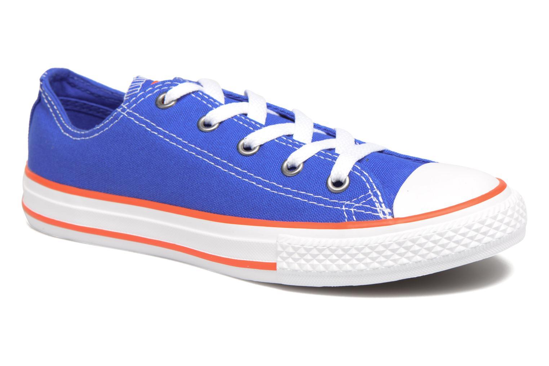 64c1c0bd64e Sneakers Converse Chuck Taylor All Star Ox Seasonal Color Blauw detail