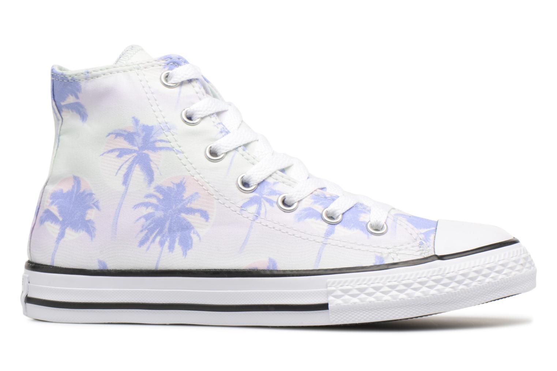 Sneakers Converse Chuck Taylor All Star Hi Palm Trees Multicolore immagine posteriore