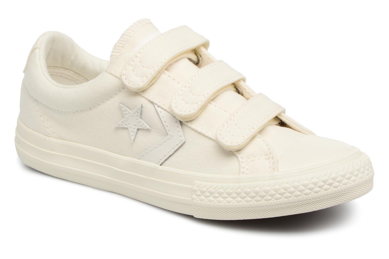 Converse - Kinder - Star Player EV 3V Ox March Canvas - Sneaker - weiß 7EHaPNl4yG
