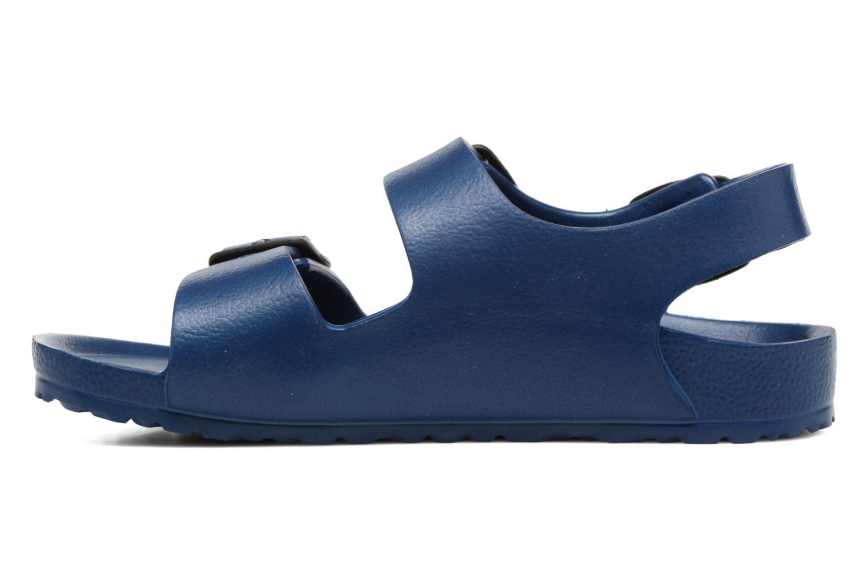 Sandalen Birkenstock Milano EVA Blauw voorkant